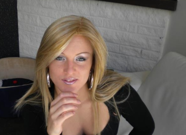 online sexmassage blond